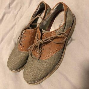 G.S Bass shoes